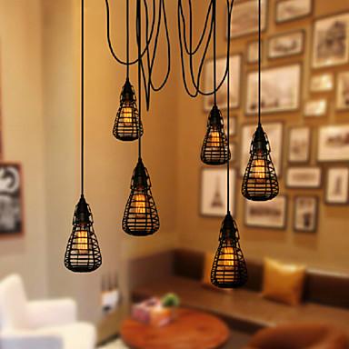 Avize Lambalar LED Modern/Çağdaş / Geleneksel/Klasik / Köy/Kırsal / Tiffany / Eski Tip / Retro / El Feneri / ÜlkeOturma Odası /