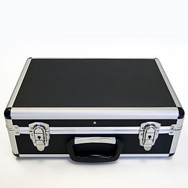 BaseKey Tattoo Black Large Aluminum Box With  Nail L01
