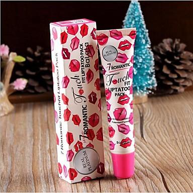 립글로즈 젖은 필 오프 타입 틴트 반투명 광택 색깔있는 글로스 습기 천연 모공 수축 브라이트닝 1
