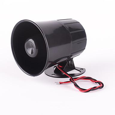 voordelige Automatisch Electronica-iztoss auto van truck 6 toon luid alarm sirene claxon 12v