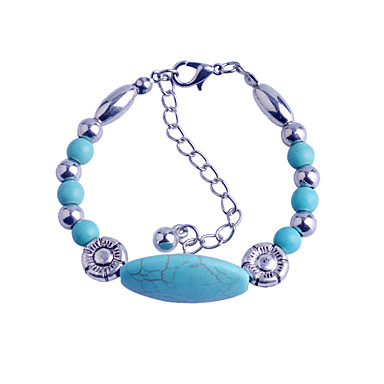 Women's Strand Bracelet Alloy Jewelry Party Daily Casual