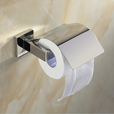 Bathroom Accessory Set Toilet Paper Holder / Stainless Steel Stainless Steel /Contemporary