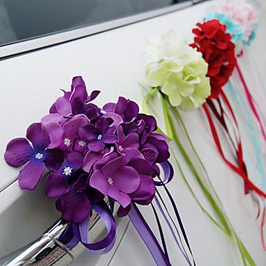 Engagement Satin Wedding Decorations Beach Theme Floral Theme Fairytale Theme Winter Spring Summer Fall