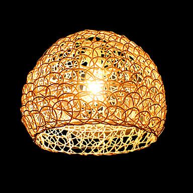 Rústico/Campestre Vintage Retro Lanterna Regional Moderno/Contemporâneo Tradicional/Clássico LED Luzes Pingente Luz Ambiente Para Sala de