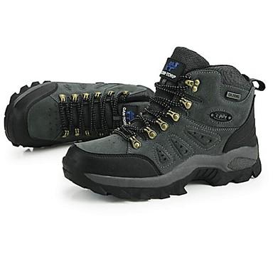 Men's / Women's / Unisex Running Shoes / Sneakers / Hiking Shoes Non-Slip Tread / Rubber Fishing / Hiking / Climbing Anti-Slip, Cushioning, Impact Velvet / Leatherette Blue / Grey / 1#