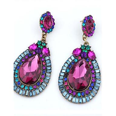 Naušnica Viseće naušnice Jewelry 2pcs Legura / Imitacija bisera / Umjetno drago kamenje Žene Srebrna
