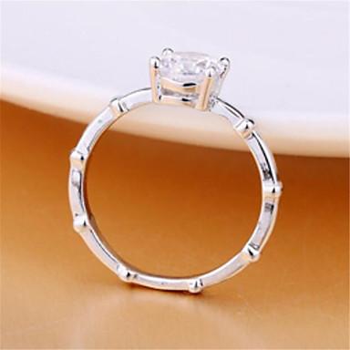 Žene Klasično prstenje Klasik Ljubav Srce Moda Zircon Kubični Zirconia Jewelry Za Party