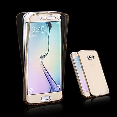 para Samsung A3 A5 Galaxy 2017 360 graus a protecção final TPU volta suave para Samsung Galaxy 2016 A310 A510 A710