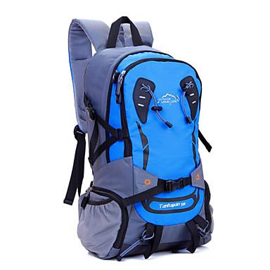 28 L hátizsák Szabadidős sport Szabadtéri Párásodás gátló / Viselhető Kék Nejlon Fulang