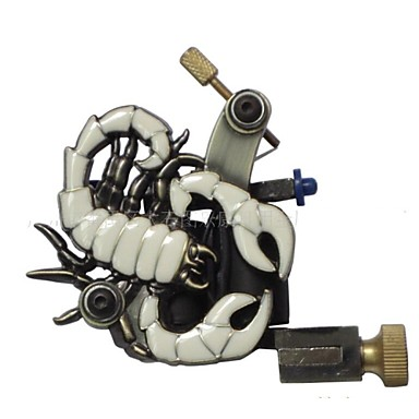 Coil Tattoo Machine Hand-assembled Liner and Shader Alloy Professional Tattoo Machine