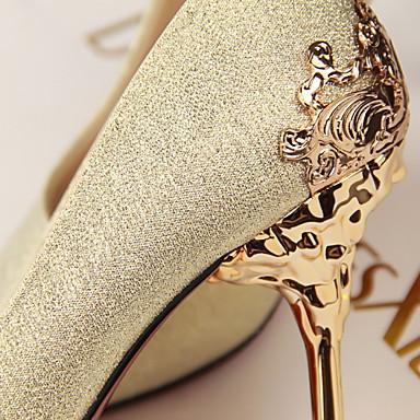 Confort Automne Eté Personnalisées Aiguille Nouveauté Chaussures Similicuir 04832873 Mariage pour Printemps Basique Femme Matières Talon Escarpin BqYvwqX