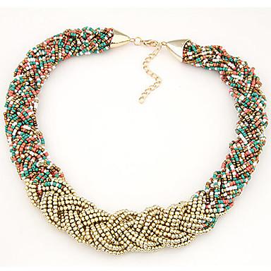 Damen Lasso Stränge Halskette / Torques - Modisch Modische Halsketten Schmuck Für Alltag, Normal
