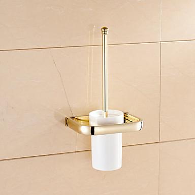 Toalettbørsteholder Neoklassisk Messing 1 stk - Hotell bad