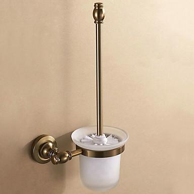 화장실 브러쉬 홀더 콘템포라리 알루미늄 안티크 코퍼