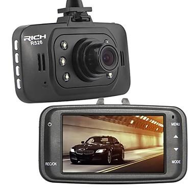 Video Out / GPS / Široki kut / 720P / 1080P / HD / Zaštita od udaraca-Auto DVD-5.0 MP CMOS-2592 x 1944