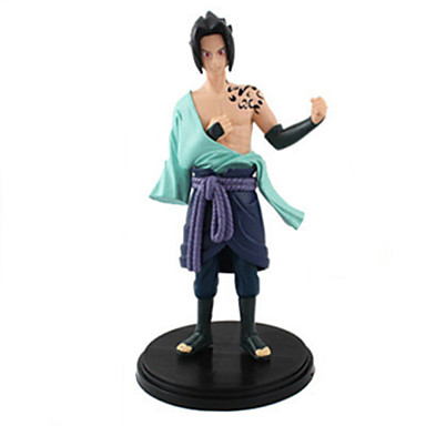 Naruto Andre 13CM Anime Action Figurer Modell Leker Doll Toy