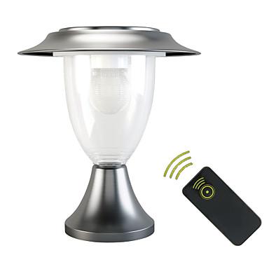 1 Stück Dekorations Beleuchtung / LED-Solarleuchten Solar / Batterie Ferngesteuert / Wiederaufladbar / Abblendbar