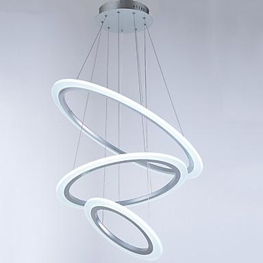 Pendelleuchten Raumbeleuchtung - LED, 110-120V / 220-240V, Wärm Weiß / Kühl Weiß, LED-Lichtquelle enthalten / 15-20㎡ / integrierte LED