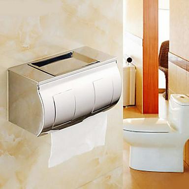 Wc-paperiteline Kromi Seinään asennettu 24*23*18cm Ruostumaton teräs Moderni
