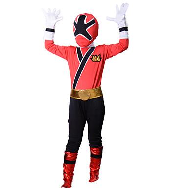 תחפושות קוספליי גיבורי על תחפושות משחק של דמויות מסרטים אדום עליון כפפות חגורה עוד אביזרים חג המולד האלווין (ליל כל הקדושים) ראש השנה ילד