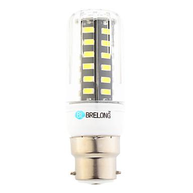 4W 350-400lm B22 LED Mais-Birnen T 42pcs LED-Perlen SMD Warmes Weiß Kühles Weiß 220-240V