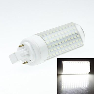 SENCART 3000-3500/6000-6500lm G24 LED Bi-Pin lamput Upotettu jälkiasennus 72 LED-helmet SMD 2835 Koristeltu Lämmin valkoinen / Kylmä