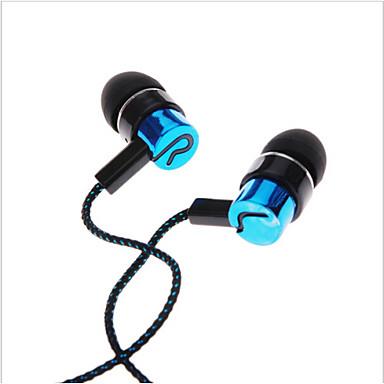 3,5 mm i øret øretelefon hodetelefon med høy ytelse for iPhone 6 iphone 6 pluss