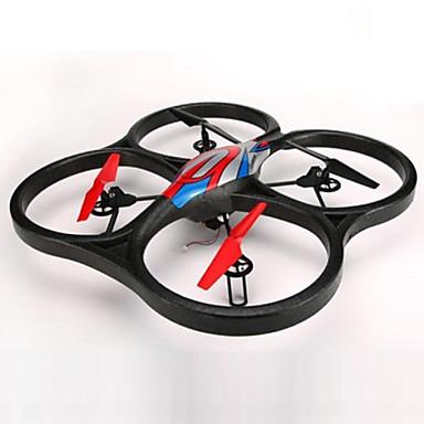 RC Drohne WLtoys V666 4 Kan?le 6 Achsen 2.4G Mit HD - Kamera 720P Ferngesteuerter Quadrocopter FPV / Kopfloser Modus / 360-Grad-Flip Flug Ferngesteuerter Quadrocopter / Fernsteuerung / Kamera