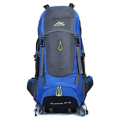 Fengtu 70 L ruksak Ruksak Torba za laptop Organizator putovanja Putovanja Duffel Planinarski ruksaci Backpacking paketi Camping &
