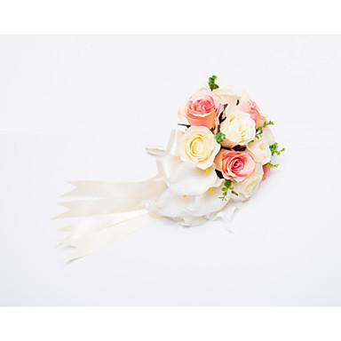 פרחי חתונה זרים חתונה מסיבה\אירוע ערב מֶשִׁי 11.8