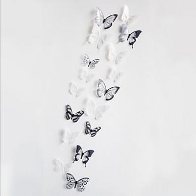 Dyr Veggklistremerker Animal Wall Stickers Dekorative Mur Klistermærker, Vinyl Hjem Dekor Veggoverføringsbilde Vegg