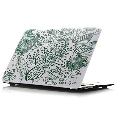 MacBook Kotelo varten MacBook Air 13-tuumainen MacBook Air 11-tuumainen Kukka Muovi materiaali