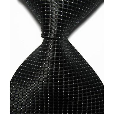 Homens Luxo Quadriculado Fashion Criativo
