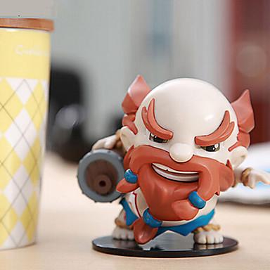 נתוני פעילות אנימה קיבל השראה מ LOL קוספליי PVC CM צעצועי דגם בובת צעצוע