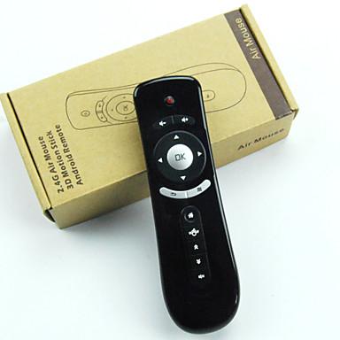 t22 kaukosäädin ilma hiiri langaton 2,4 näppäimistö mini Android Smart TV box