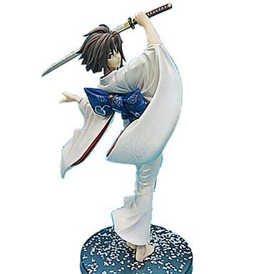 נתוני פעילות אנימה קיבל השראה מ Fate/stay night קוספליי PVC 21 CM צעצועי דגם בובת צעצוע
