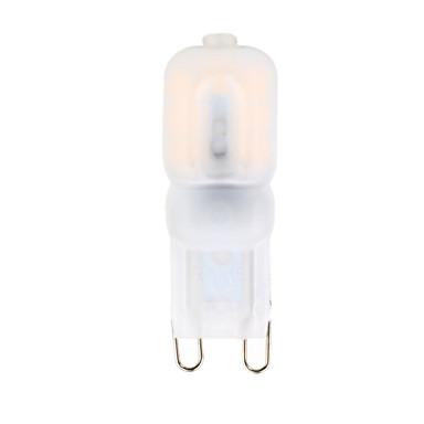 ywxlight® 4w g9 led bi-pin lights 14 smd 2835 300-400 lm branco quente branco frio branco decorativo 220-240 v