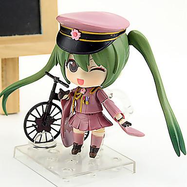 Anime Toimintahahmot Innoittamana Vocaloid Hatsune Miku 10 CM Malli lelut Doll Toy