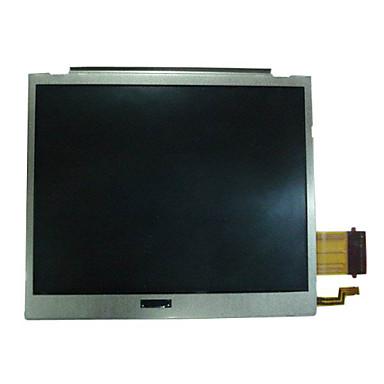 תיקון מסך LCD לתצוגה תחתון להחלפה עבור Nintendo DSi ndsi