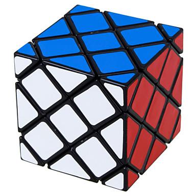 Rubik's Cube Alienígeno Skewb Diamante Skewb Cube Cubo Macio de Velocidade Cubos mágicos Cubo Mágico Nível Profissional Velocidade ABS