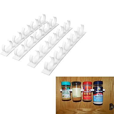 1pc Regali i nositelji Plastika Jednostavan za korištenje Kuhinja organizacija