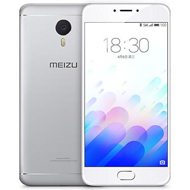 MEIZU MEIZU M3 Note 5.5 pollice / 5.1-5.5 pollice pollice Smartphone 4G (2GB + 16GB 13 mp MediaTek Helio P10 4100 mAh mAh) / 1920*1080 / Octa Core / FDD (B1 2100MHz) / FDD (B3 1800MHz)