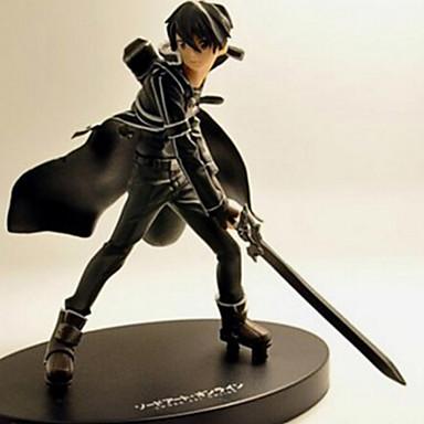 Figuras de Ação Anime Inspirado por Sword Art Online Fantasias PVC 23 CM modelo Brinquedos Boneca de Brinquedo