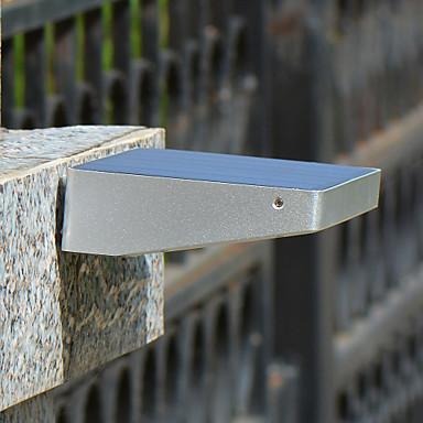 48-LED wasserdicht Design 600lm Solar pir Bewegungs-Sensor-Licht Wand Sicherheitsleuchte für den Außenbereich Veranda Terrasse Garten