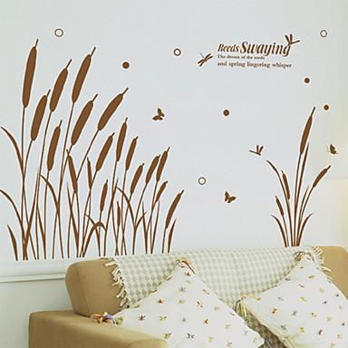 Tiere Botanisch Cartoon Design Worte & Zitate Romantik Mode Feiertage Landschaft Formen Fantasie Wand-Sticker Flugzeug-Wand Sticker
