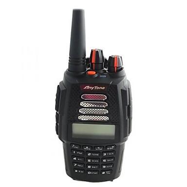 anytone at-398uv håndholdt toveis radio uv dual band 136-174mhz& 400-480mhz