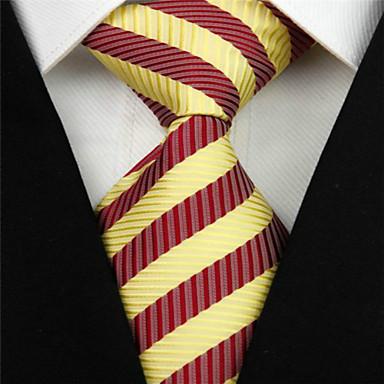 Herre Luksus Klassisk Fest Striper Bryllup Slips - Elegant, Kreativ
