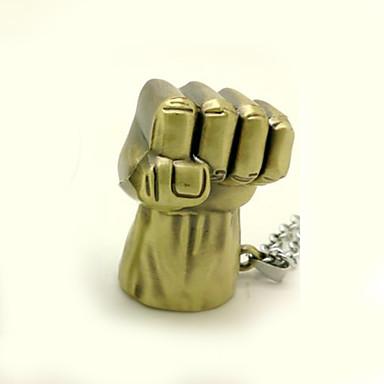 Meer Accessoires Monsters Film cosplay Gouden Zilver Ketting Halloween Kerstmis Nieuwjaar Mannelijk Vrouwelijk Legering