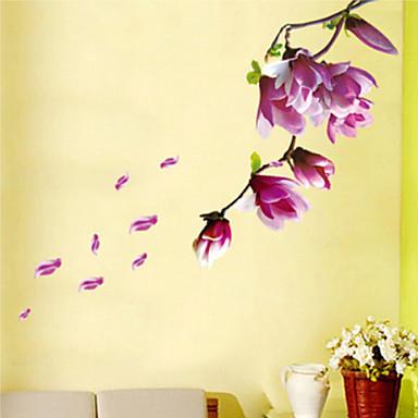 Floral Paisagem Adesivos de Parede Autocolantes de Aviões para Parede Autocolantes de Parede Decorativos,Vinil Decoração para casa