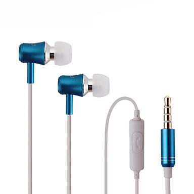 käynnissä urheilu kuulokkeet Nappikuulokemikrofoni ääntä eristävät kuulokkeet ja mikrofoni iPhone Xiaomi mp3-soittimen matkapuhelimet